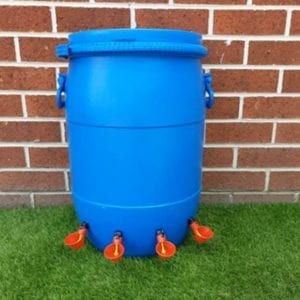 60 litre Drum Waterer