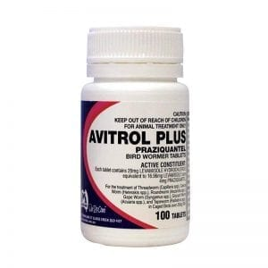 Avitrol Plus tabs