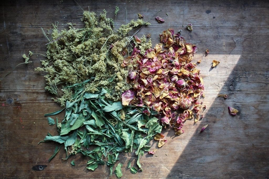 Beneficial herbs for your chickens