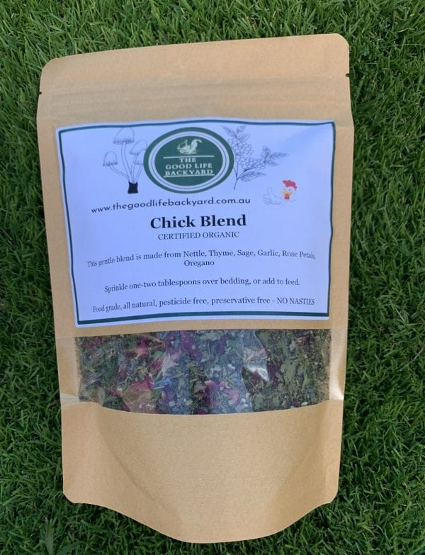 Chick Blend Natural Chick Health Supplement