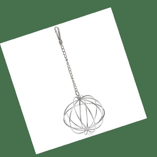 Chicken Supplies - Hanging Vegetable Basket Chicken Toy