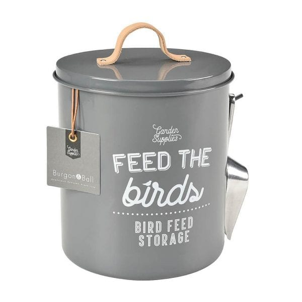 Chicken Feed Tin