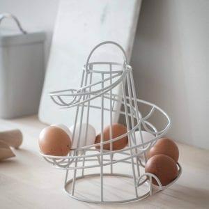 Helter Skelter Egg Storage Run