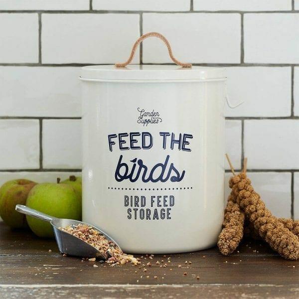 Feed Storage Tin