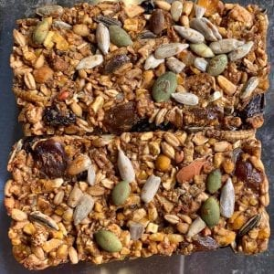 Chicken treat bars