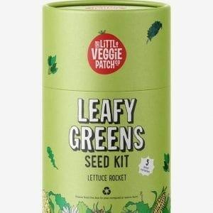 Seed Kit Leafy Greens