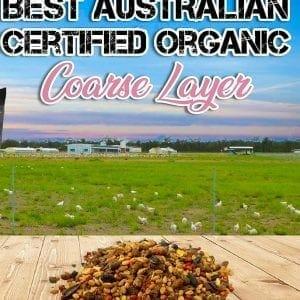 Organic Chicken Feed