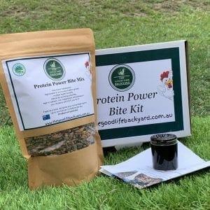 Chicken Health Supplements - Protein Power Bite Kit
