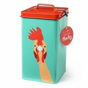 Chicken Feed Storage