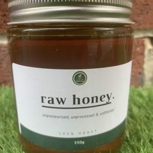 Australian Honey 550g