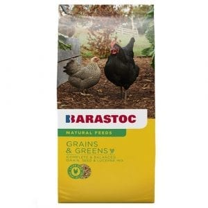 Barrastoc Grains and Greens Chicken Feed