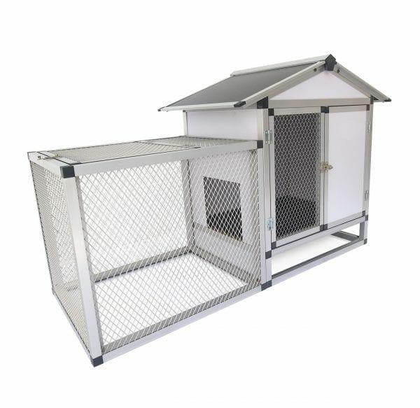 Aluminium Chicken Coop