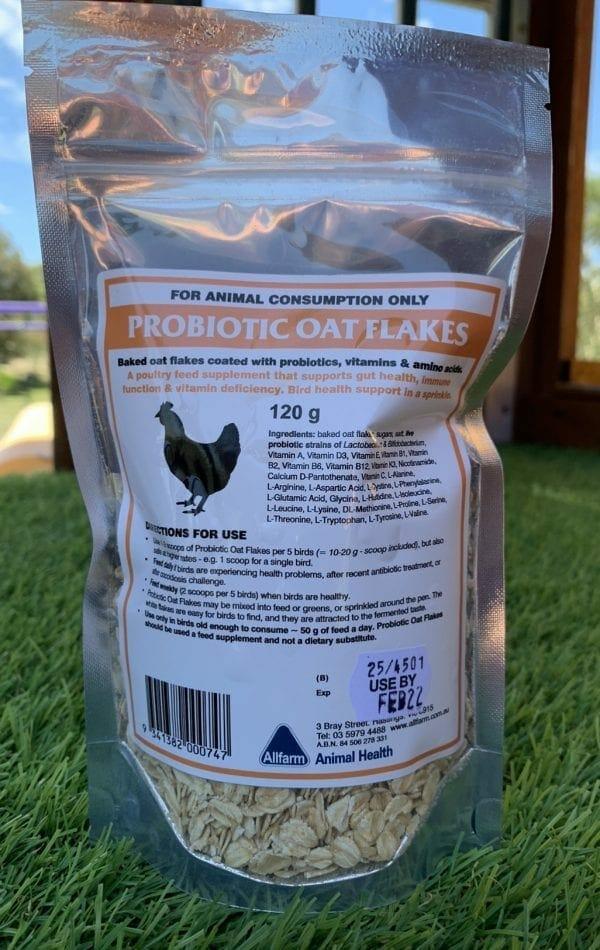 Allfarm Probiotic Oat Flakes