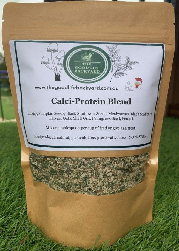 Calcium supplement for chickens Calci Protein Blend Chicken Health Supplement