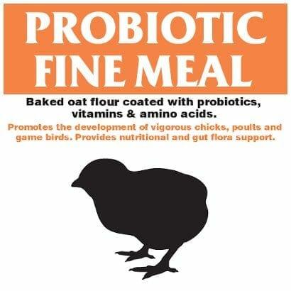Allfarm Probiotic Fine Meal