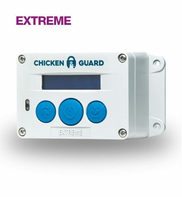 Automatic Chicken Coop Door Extreme
