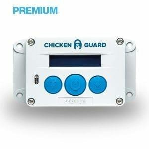 Automatic Chicken Door Opener Premium