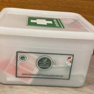 Poultry First Aid Kit